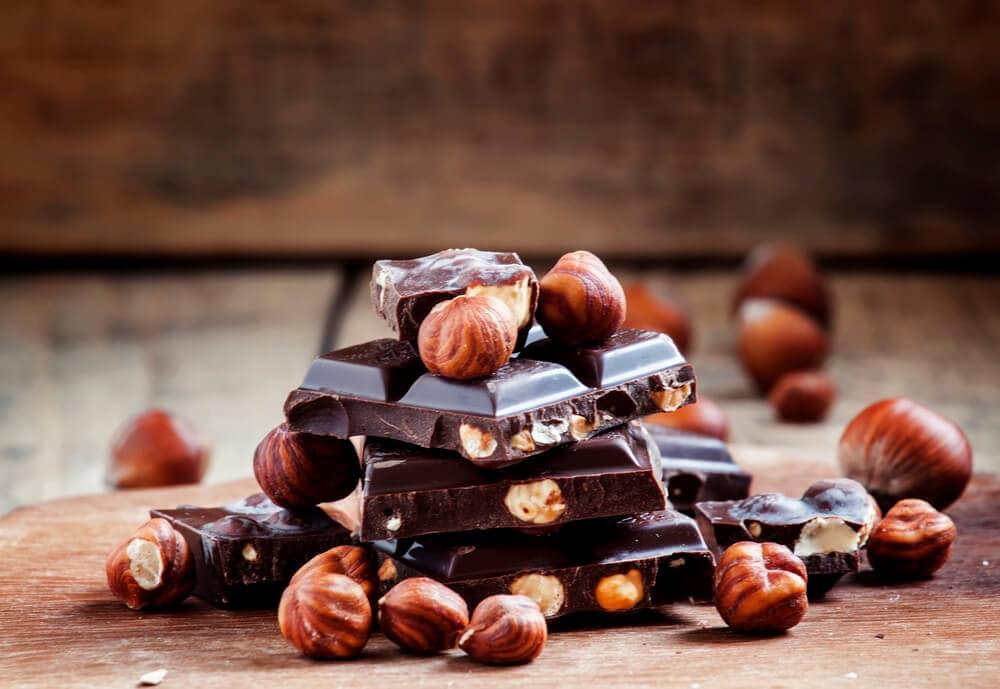Chocolate Makhana Recipe