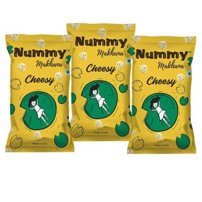 Nummy Cheesy - 3 packets