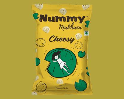 Nummy Cheesy - Nummy Makhana