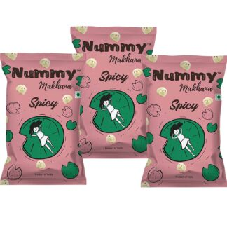 Nummy Spicy - 3 packets